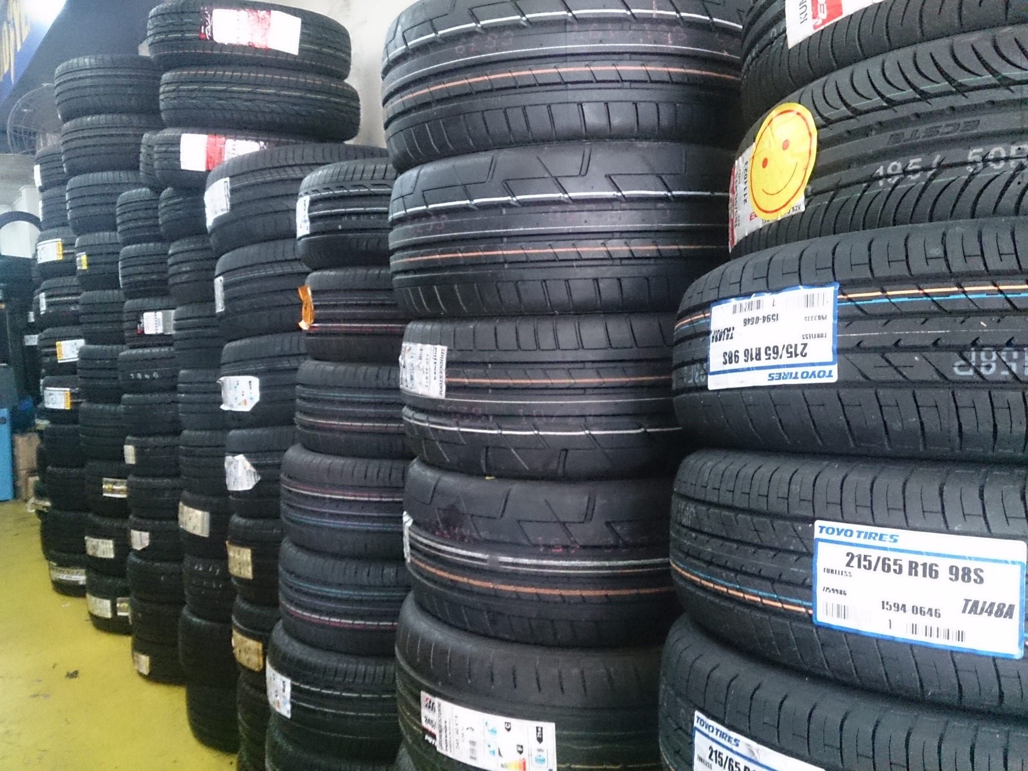 Tyres, Brakes, Exhausts, Batteries - We Can Supply Everything You Need